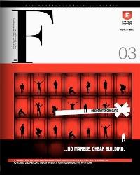 F Stone Magazine n.3